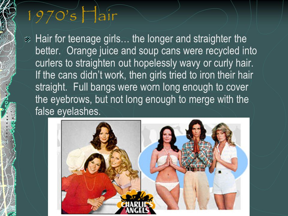 1970's Hair