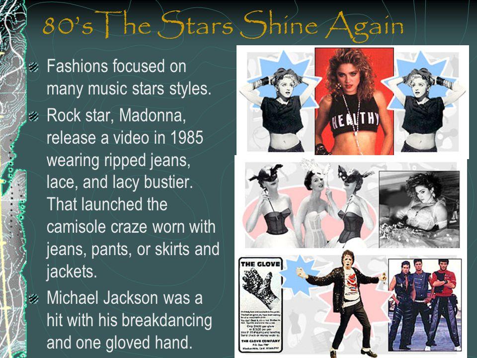 80'sThe Stars Shine Again