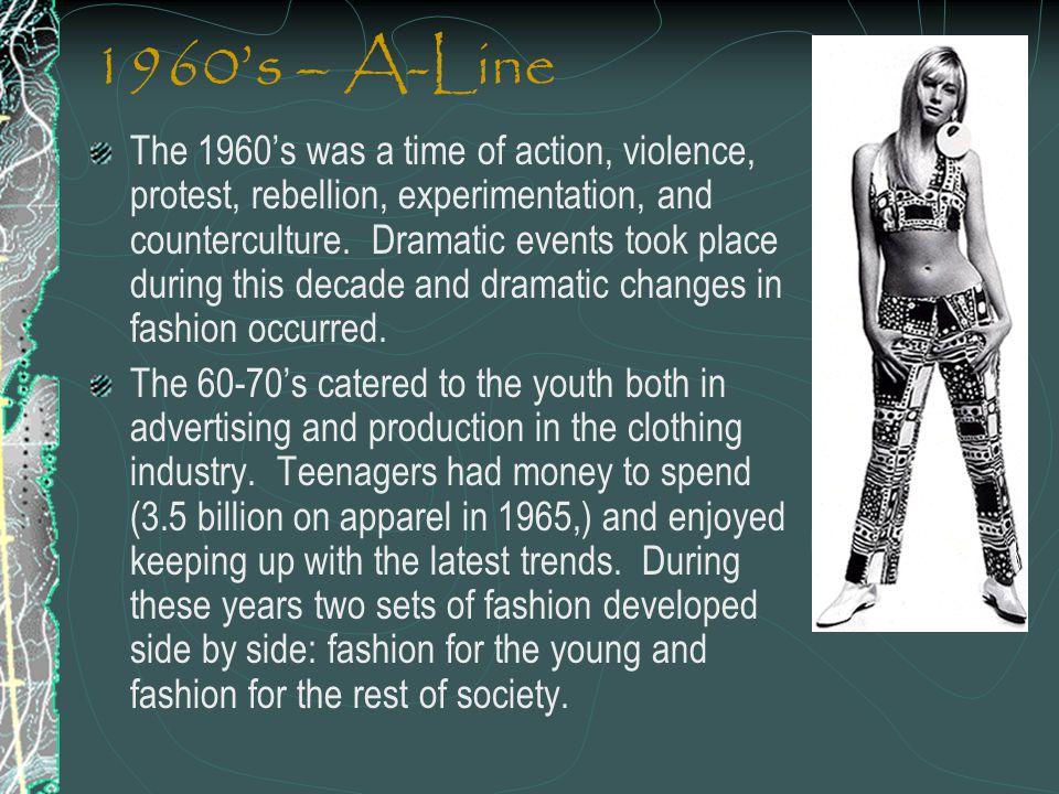 1960's – A-Line