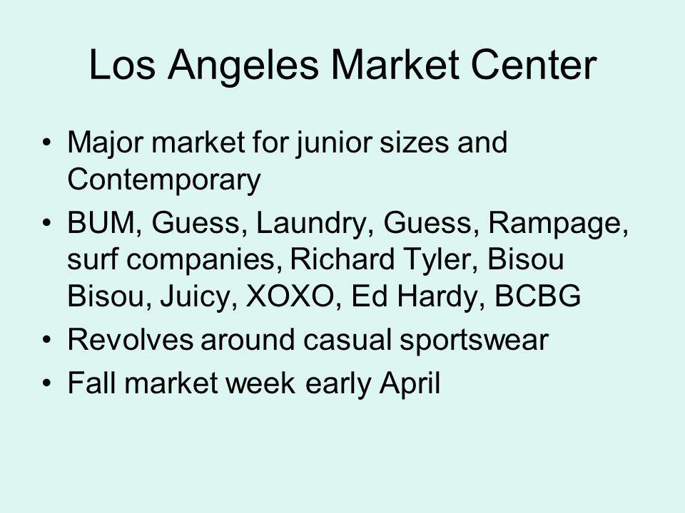 Los Angeles Market Center