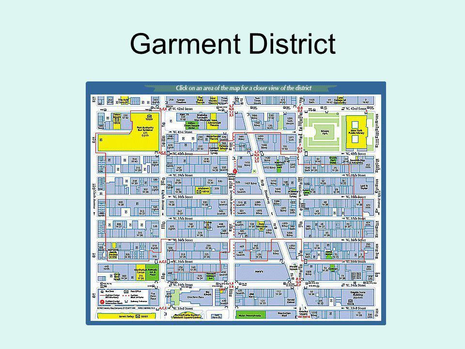 Garment District