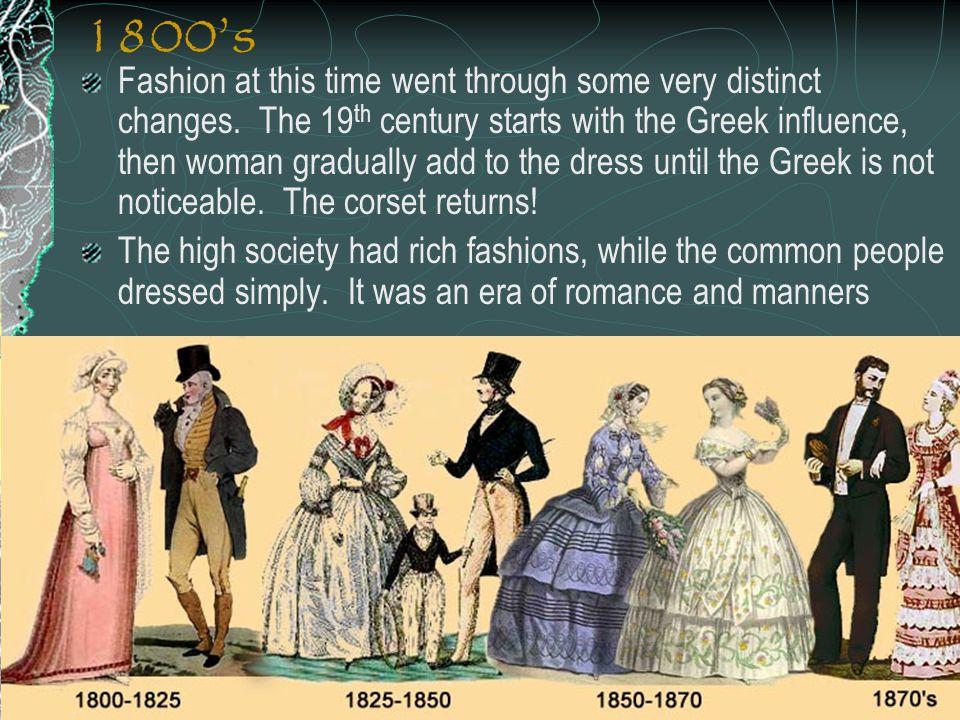 1800's