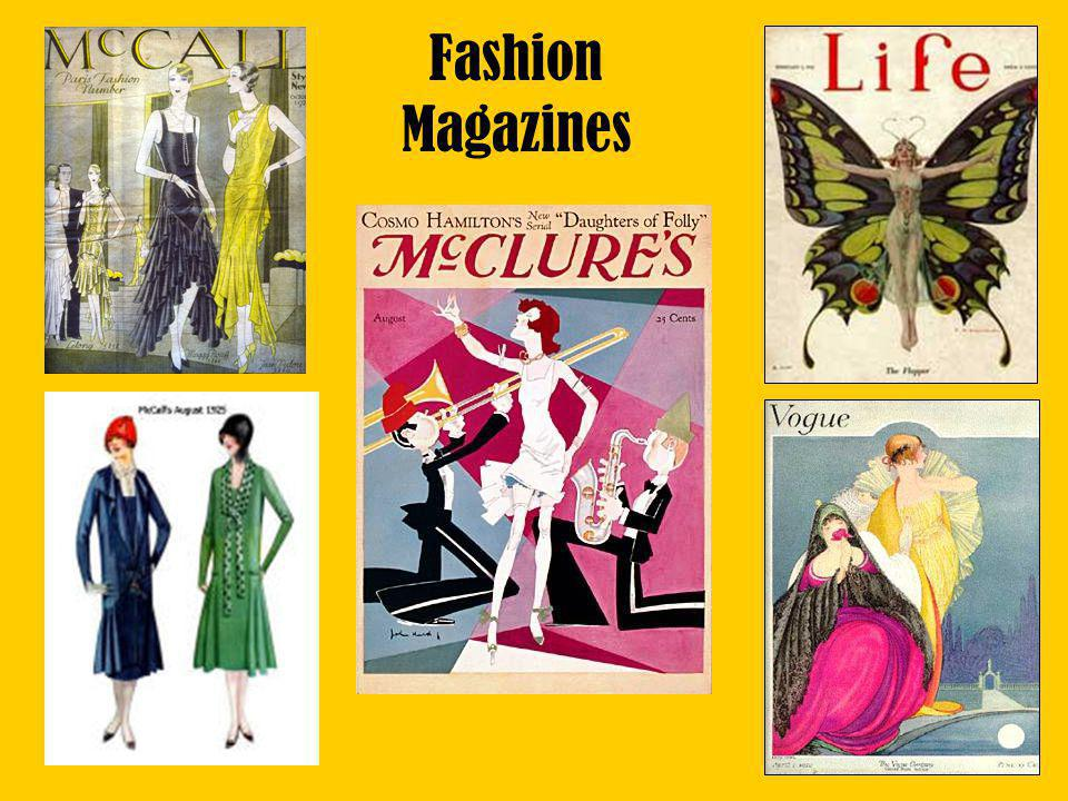 Fashion Magazines