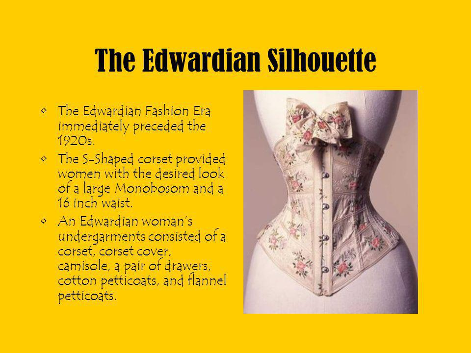 The Edwardian Silhouette