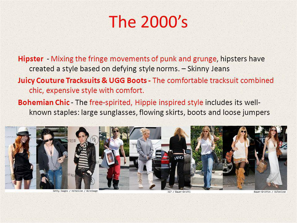 The 2000's