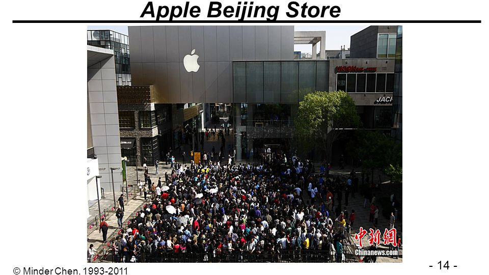 Apple Beijing Store