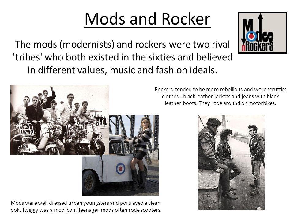 Mods and Rocker
