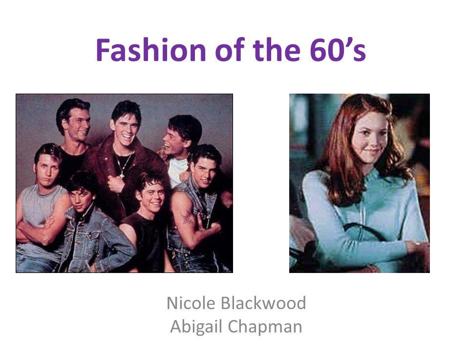 Nicole Blackwood Abigail Chapman