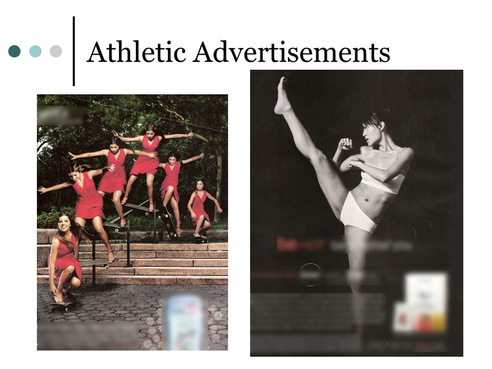 Athletic Advertisements