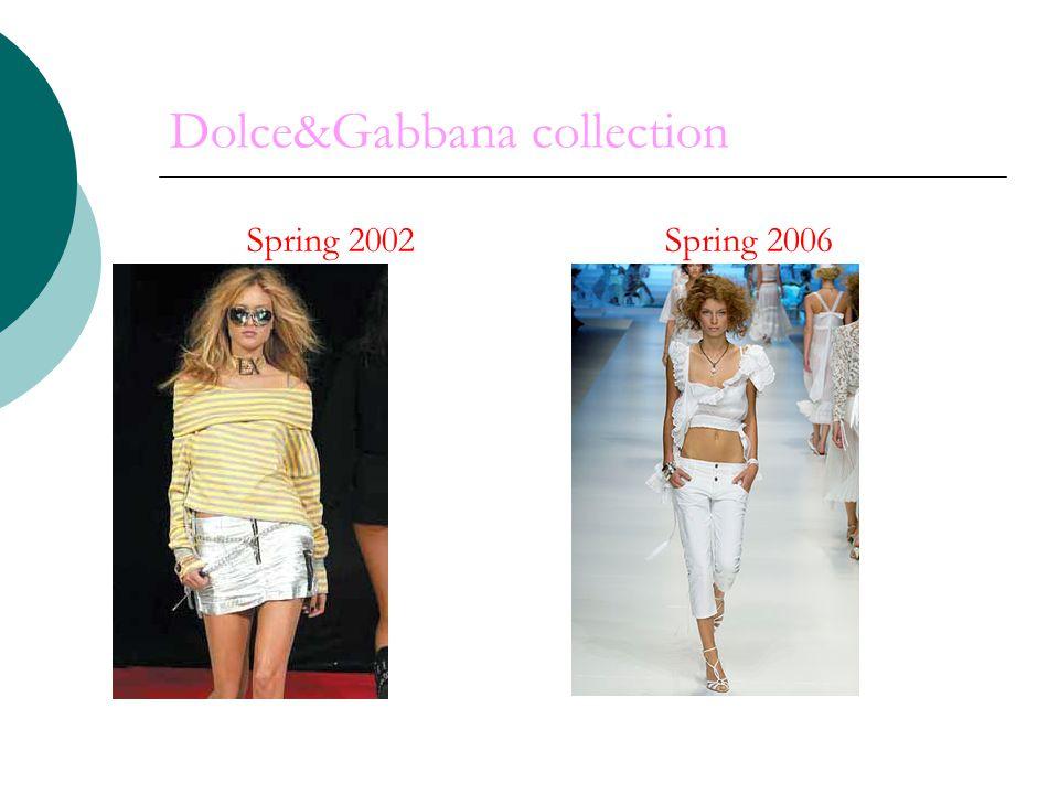 Dolce&Gabbana collection