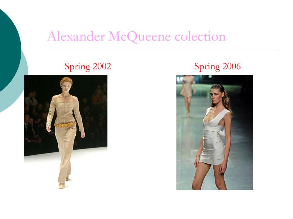 Alexander McQueene colection