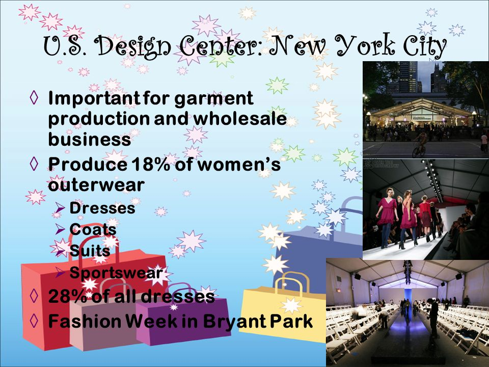 U.S. Design Center: New York City