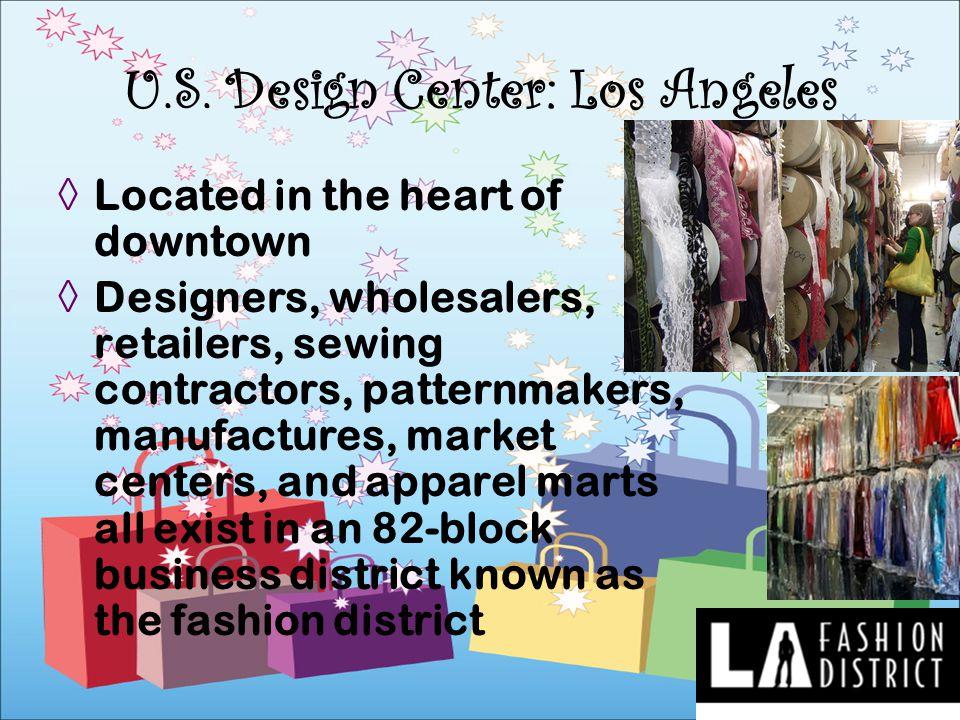 U.S. Design Center: Los Angeles