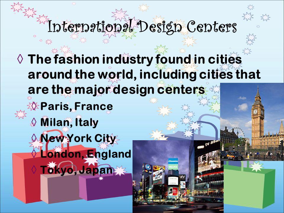 International Design Centers