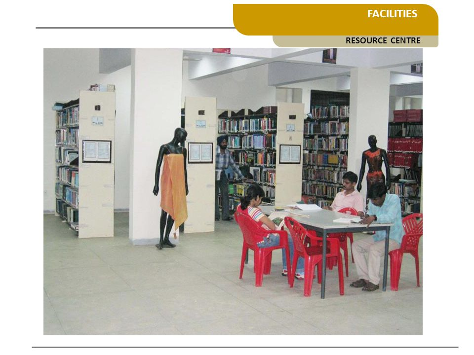 FACILITIES RESOURCE CENTRE