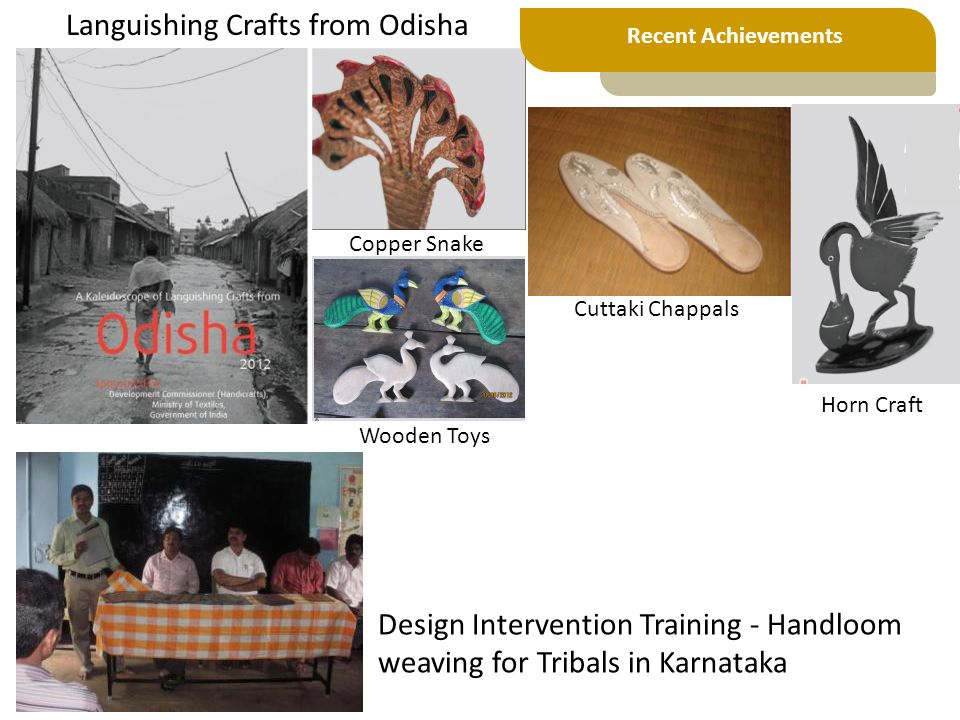 Languishing Crafts from Odisha