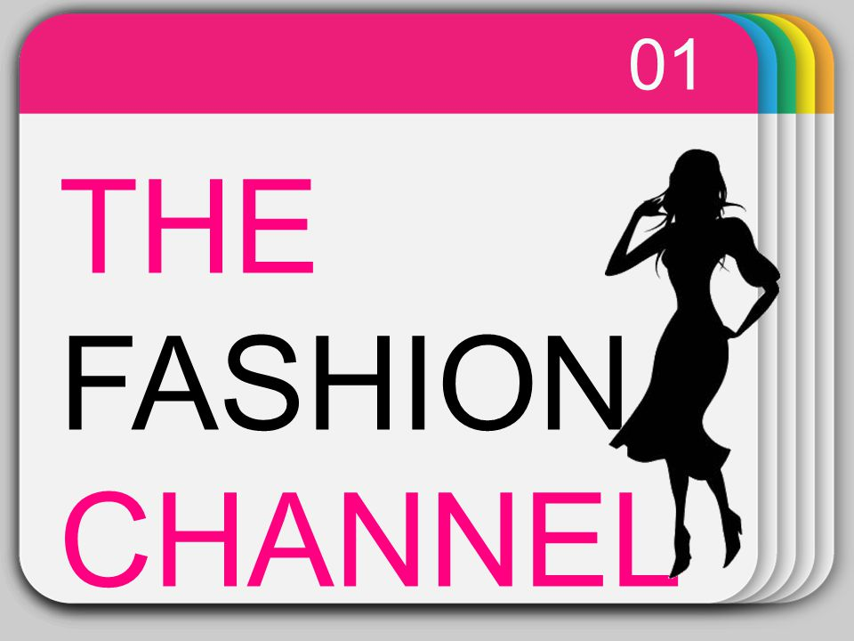 01 WINTER THE FASHION CHANNEL Template
