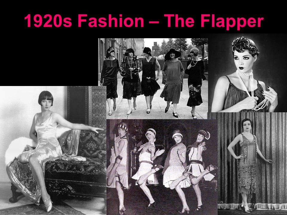 1920s Fashion – The Flapper