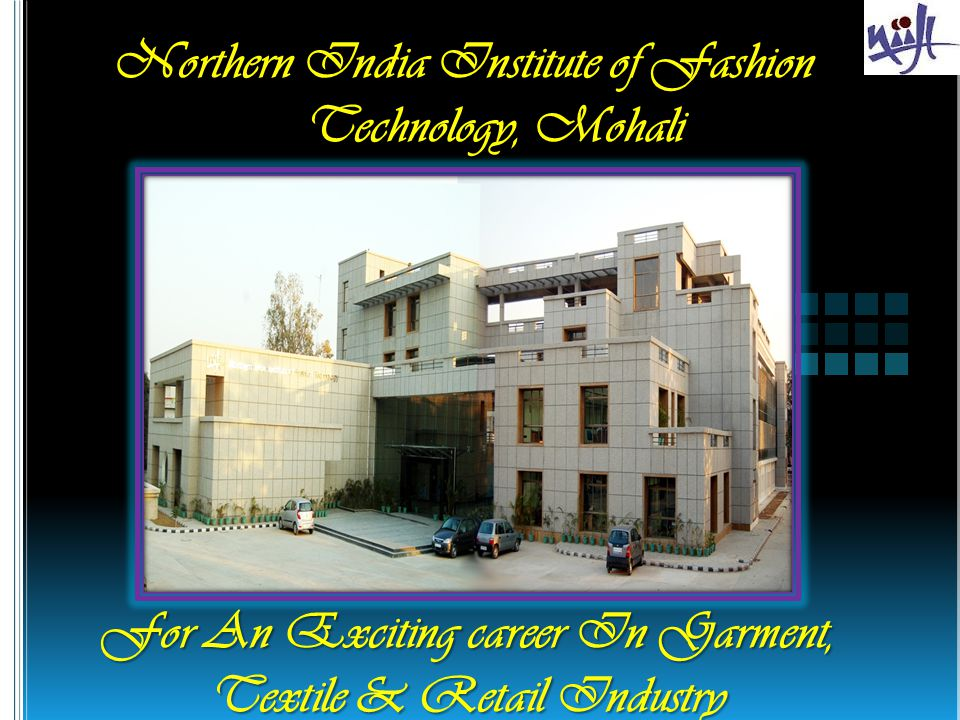 For An Exciting career In Garment, Textile & Retail Industry