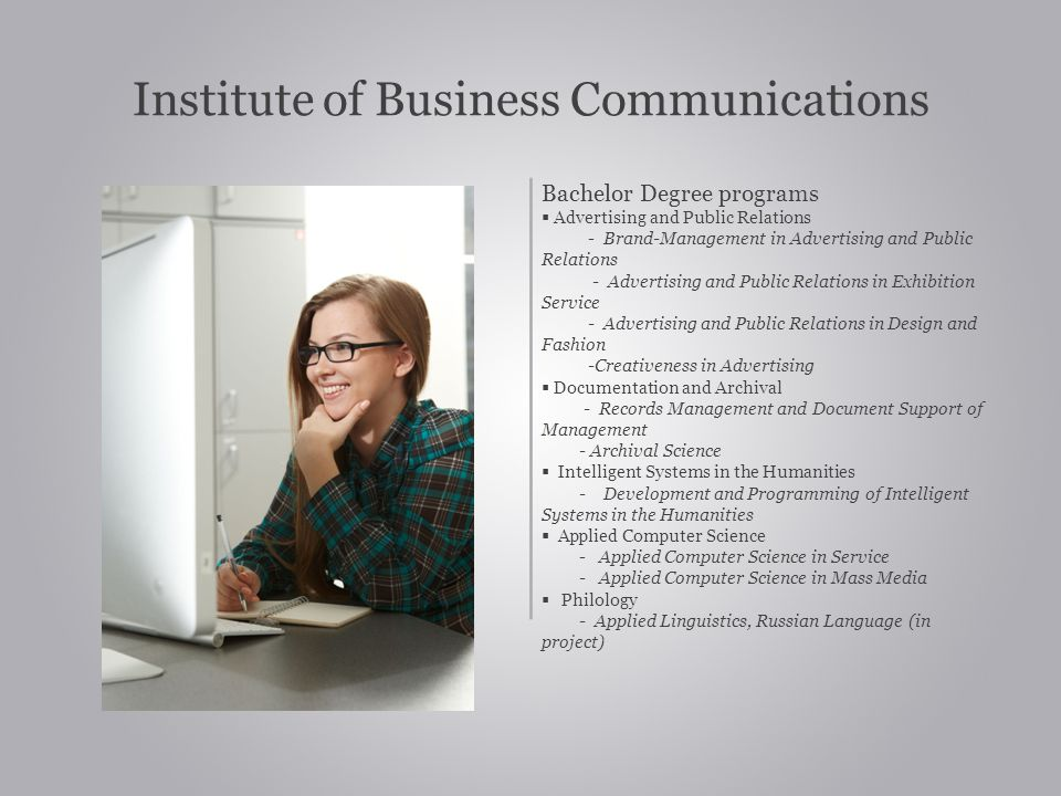 Institute of Business Communications