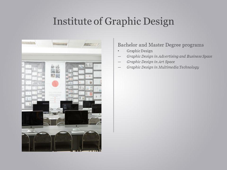 Institute of Graphic Design