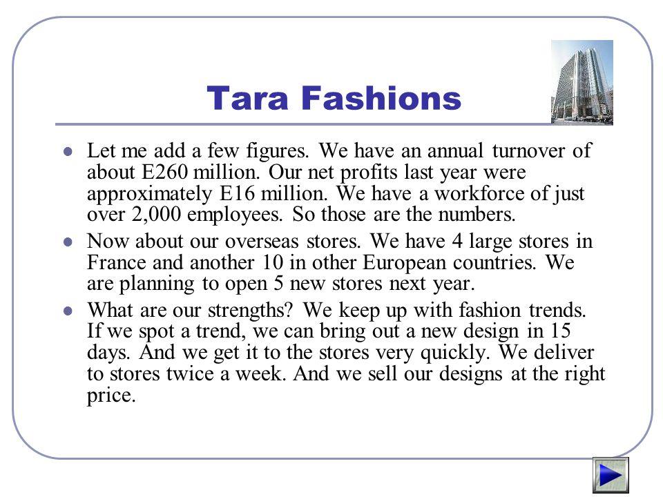 Tara Fashions