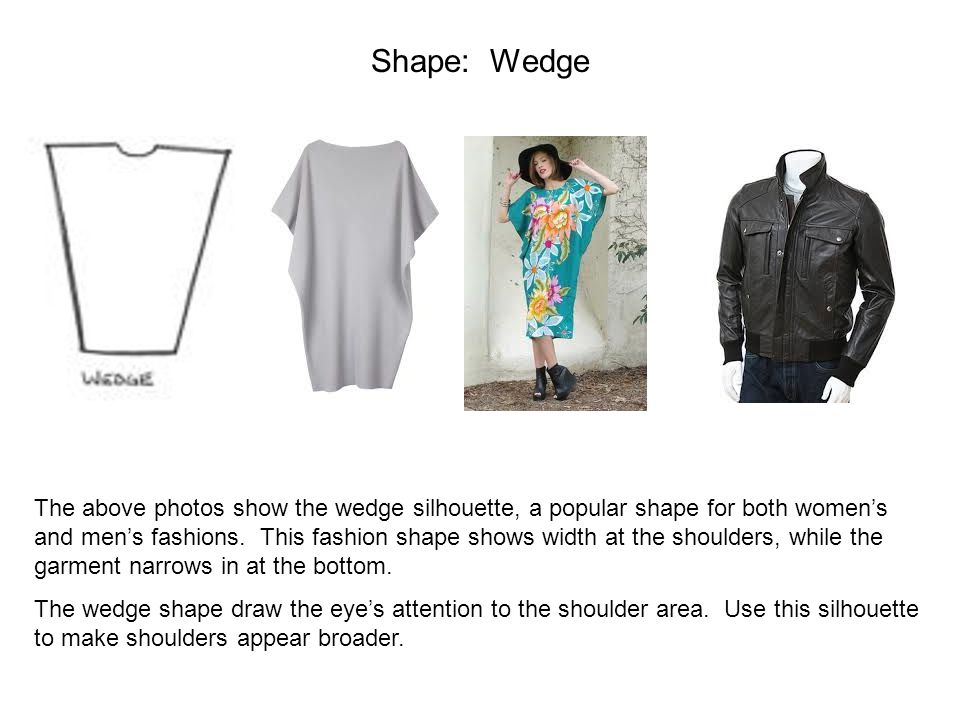 Shape: Wedge