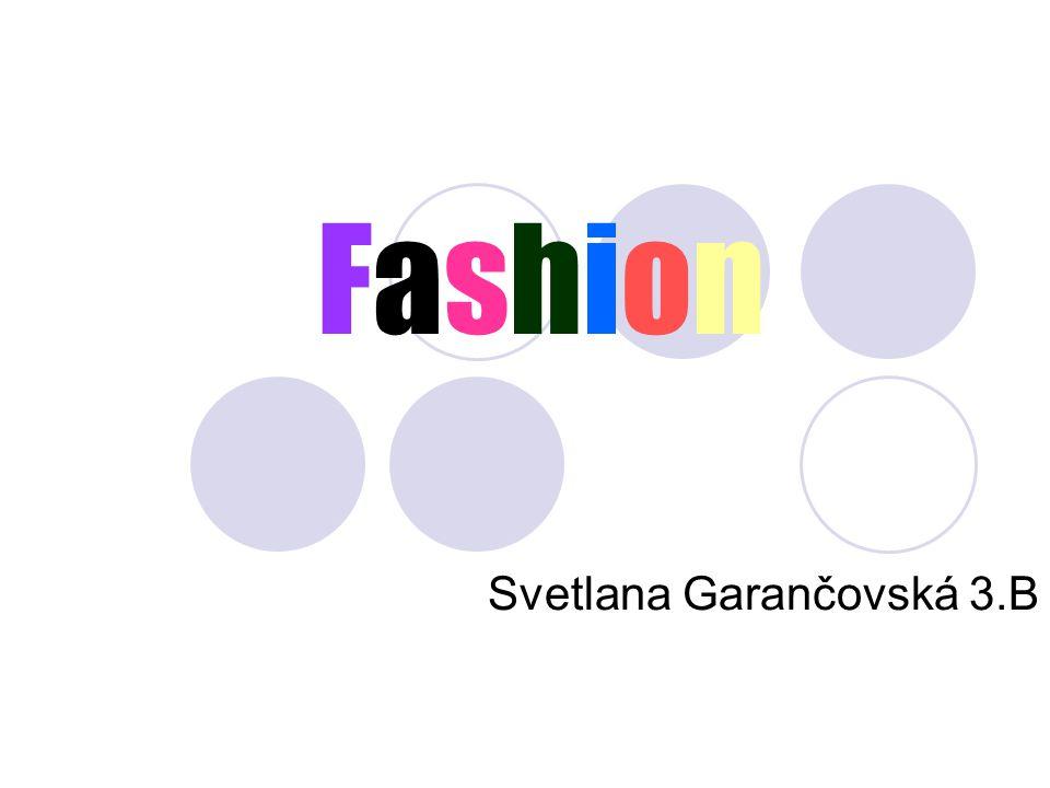 Svetlana Garančovská 3.B