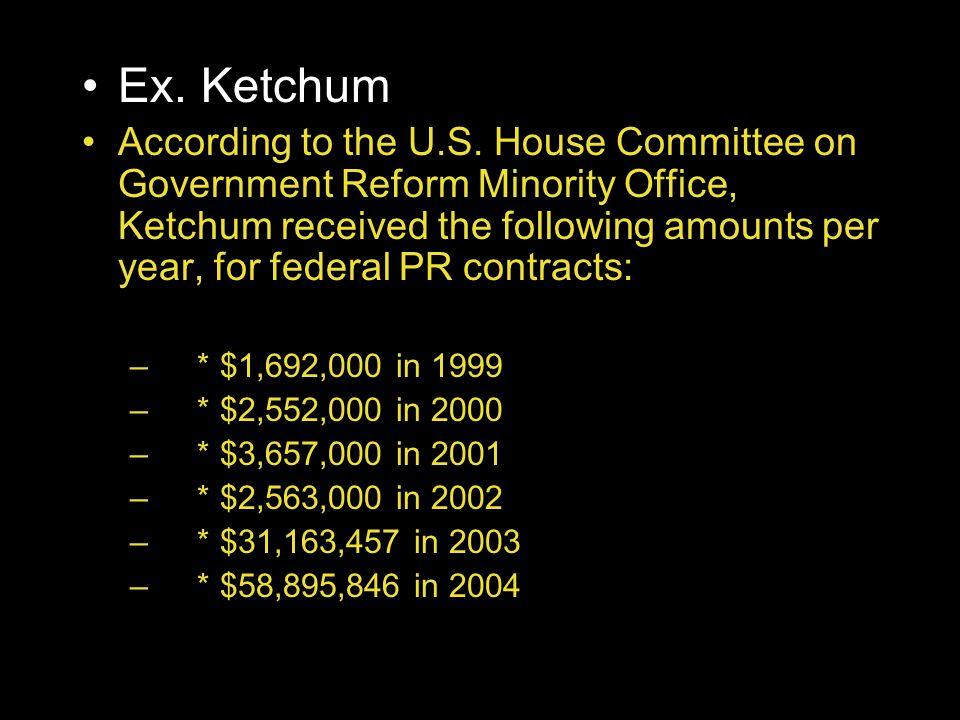 Ex. Ketchum