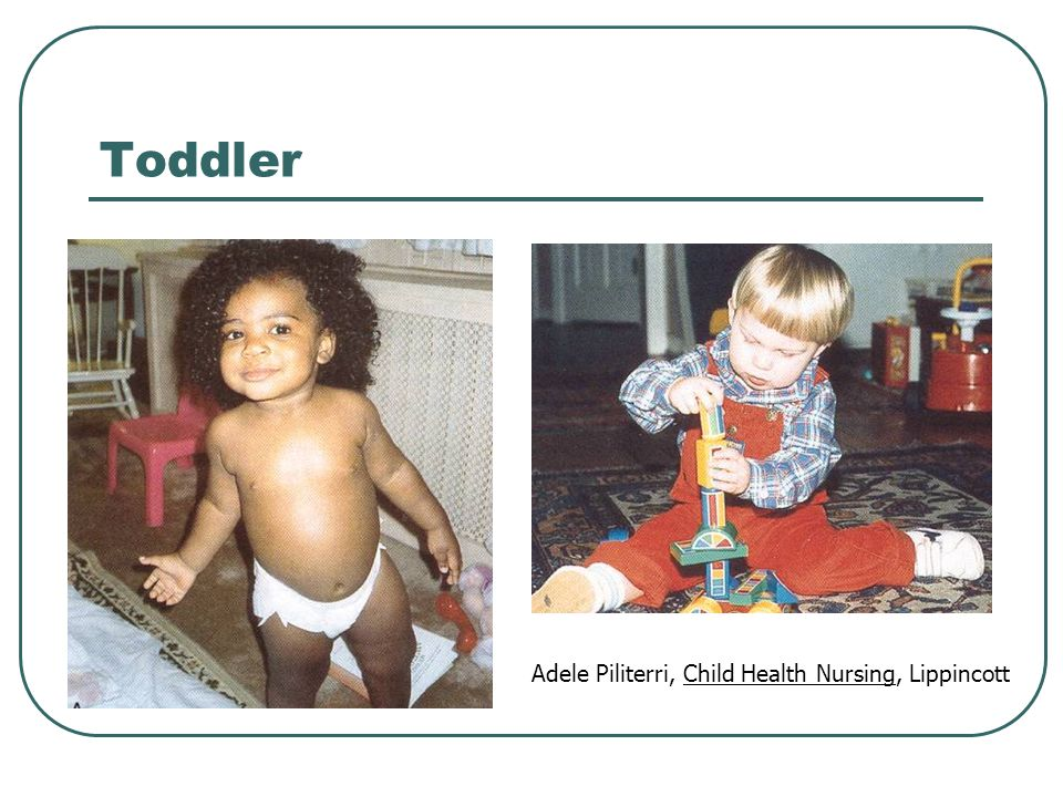 Toddler Adele Piliterri, Child Health Nursing, Lippincott