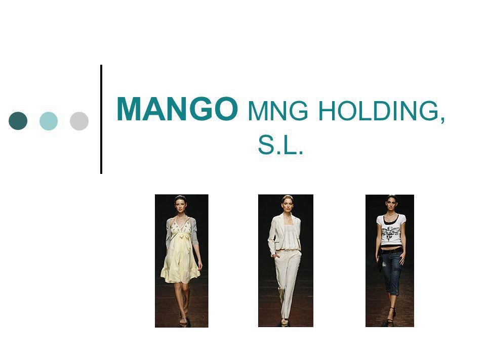 MANGO MNG HOLDING, S.L.