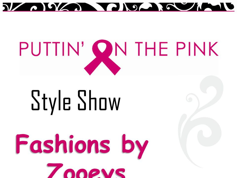 Style Show Fashions by Zooeys