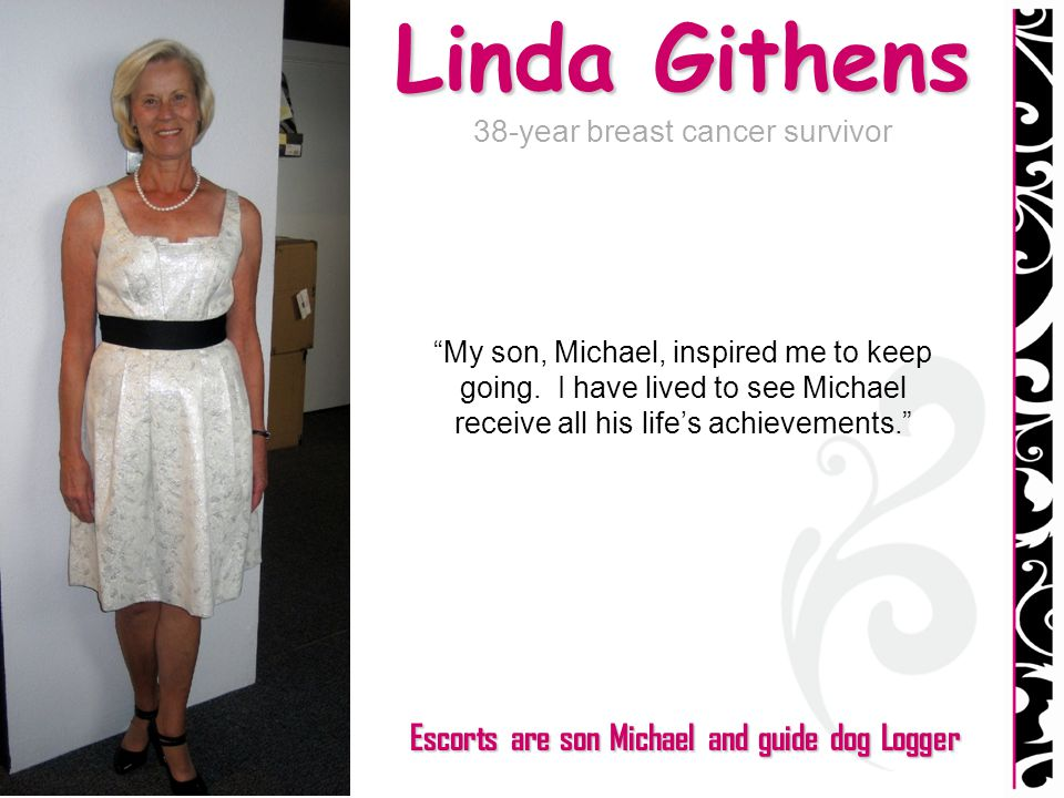 38-year breast cancer survivor