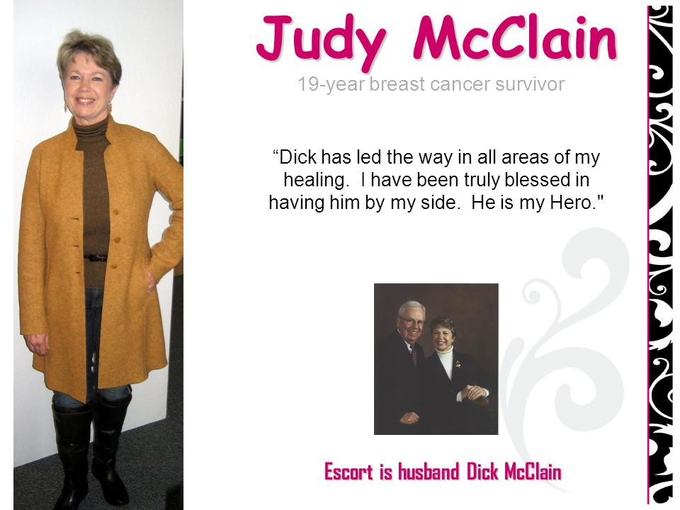 19-year breast cancer survivor
