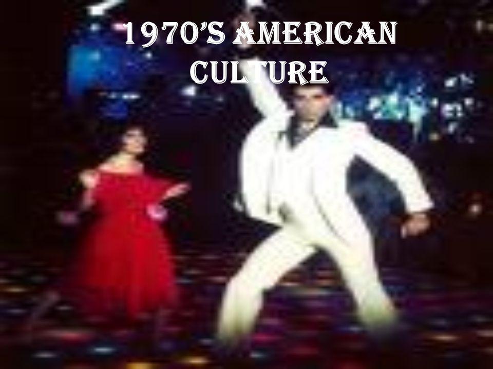 1970's American Culture