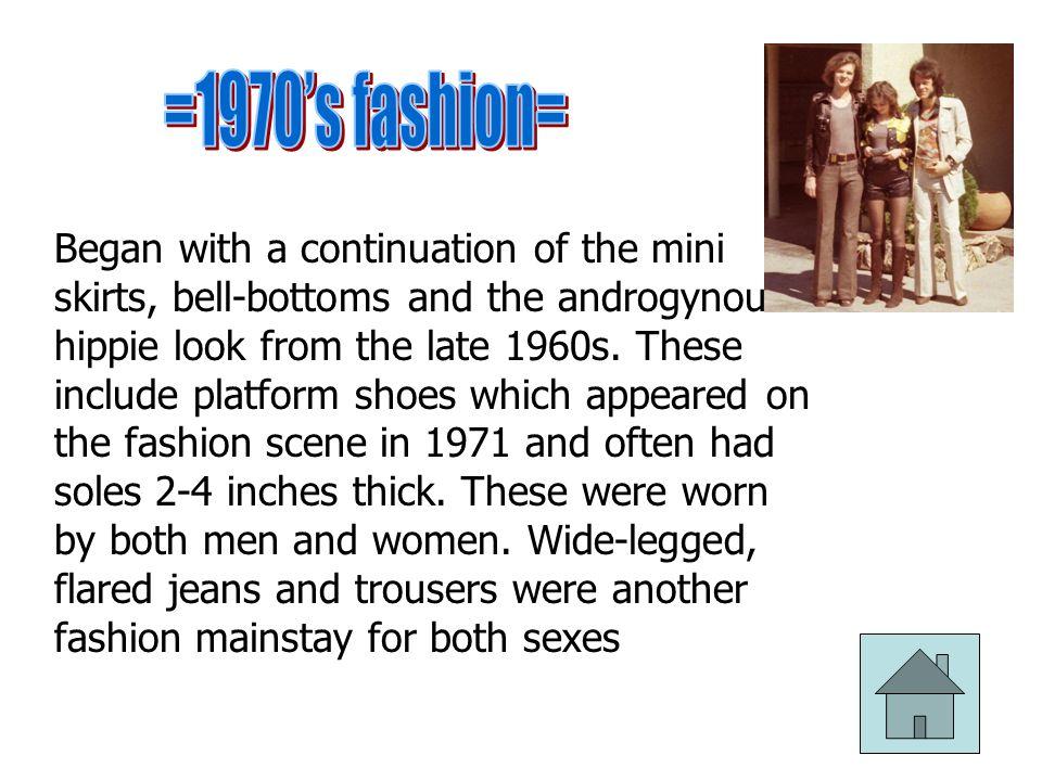 =1970's fashion=