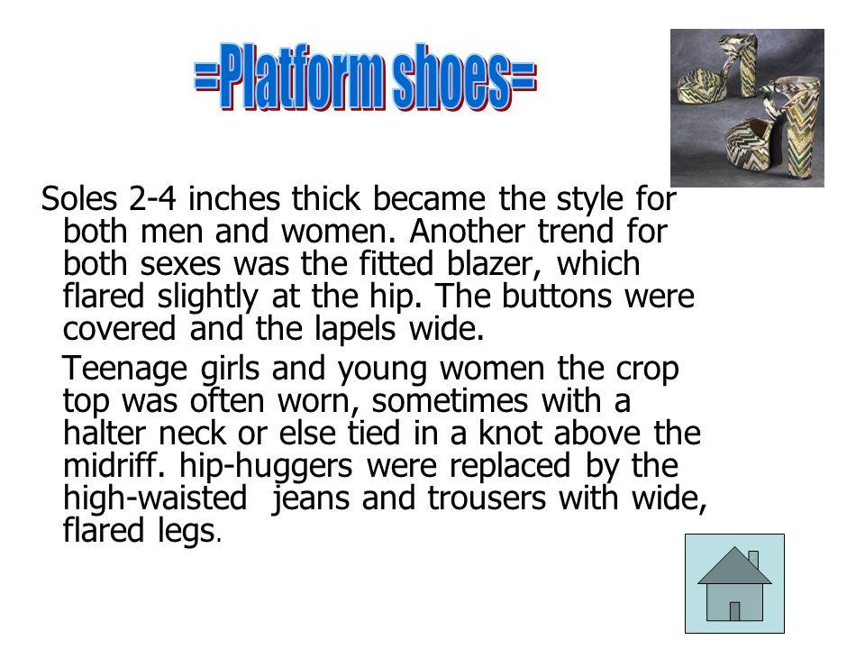 =Platform shoes=