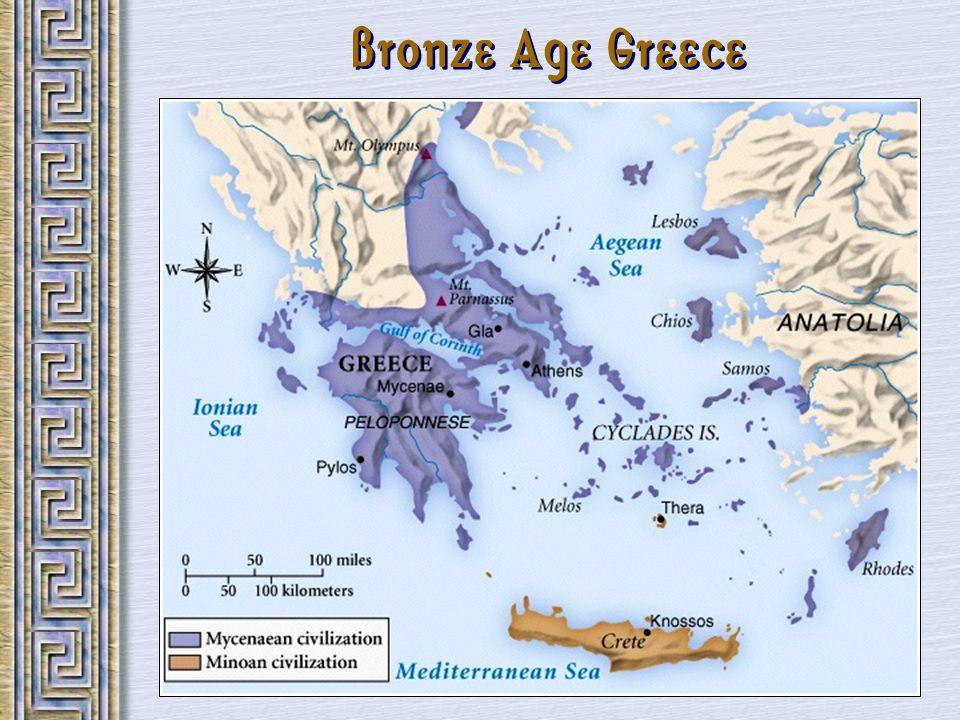 Bronze Age Greece