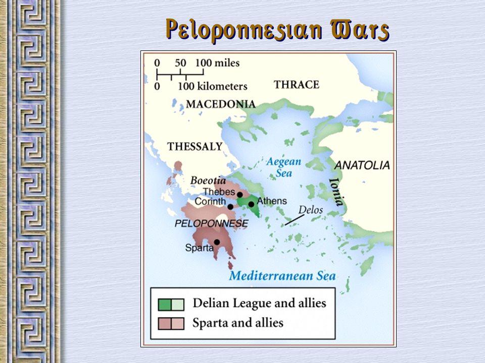 Peloponnesian Wars