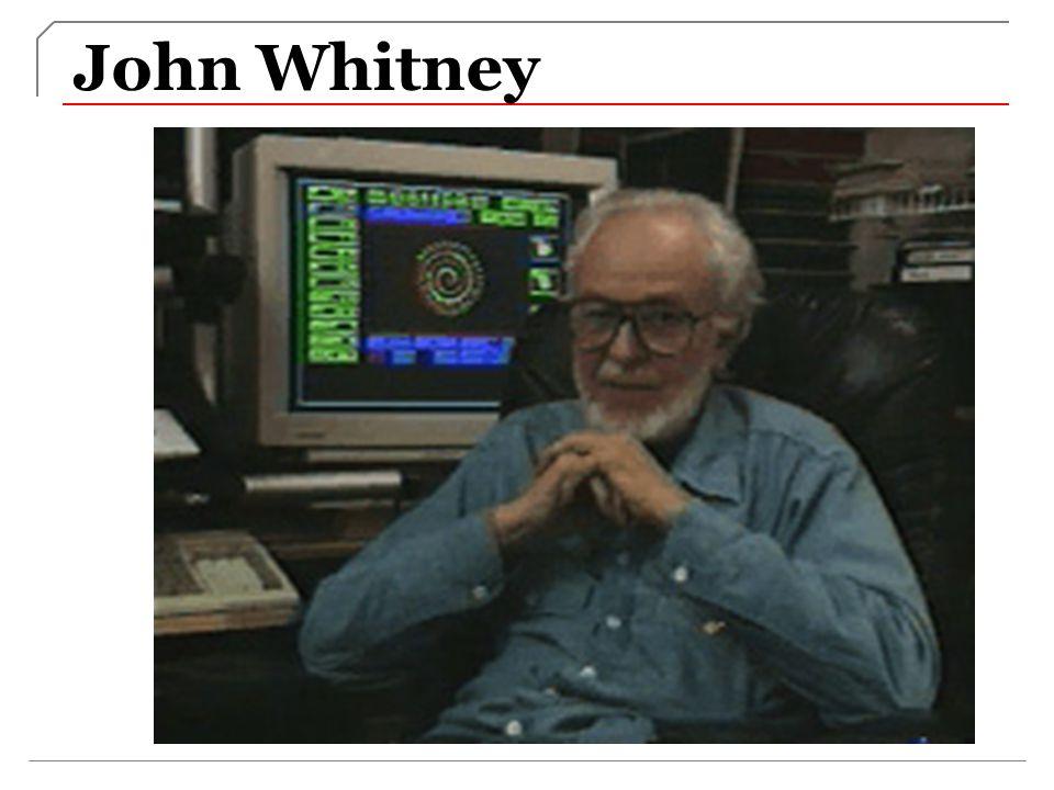 John Whitney