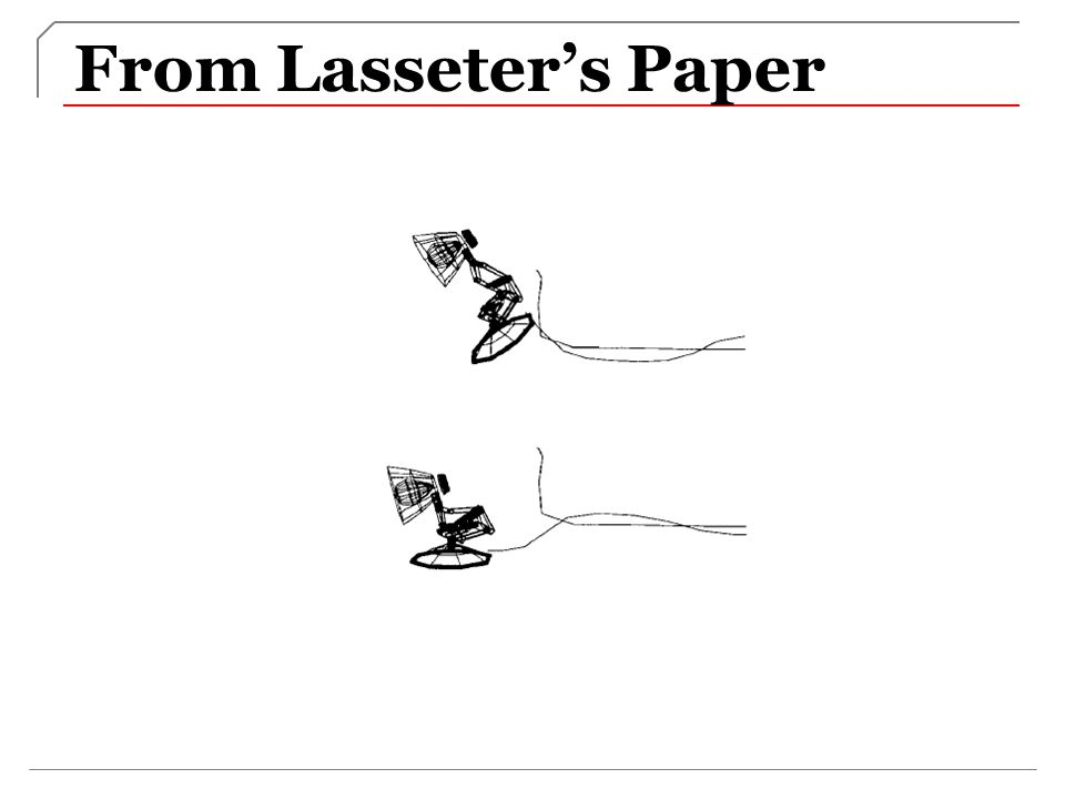 From Lasseter's Paper