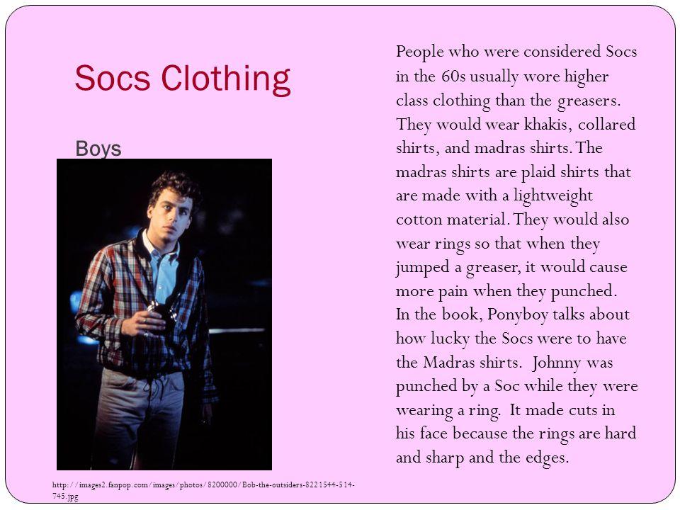 Socs Clothing