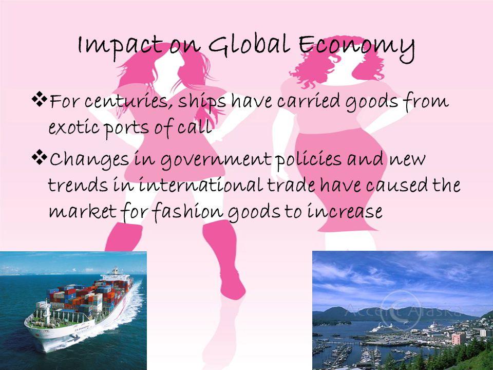 Impact on Global Economy