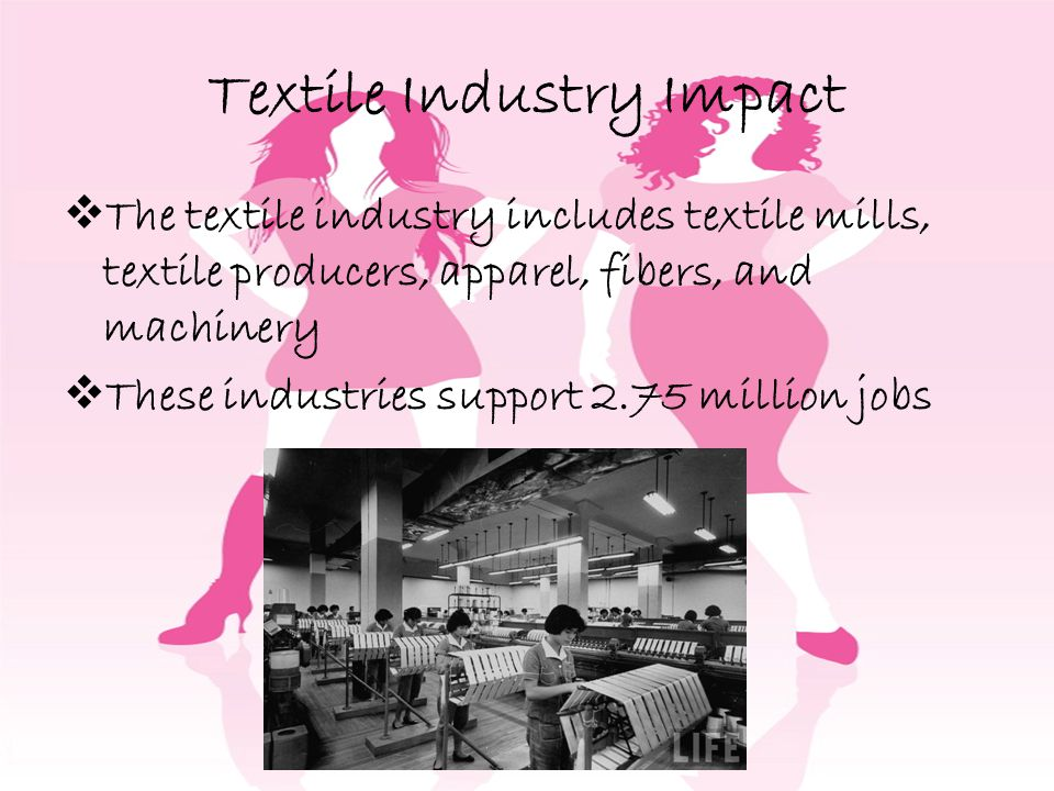 Textile Industry Impact