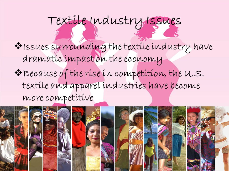 Textile Industry Issues