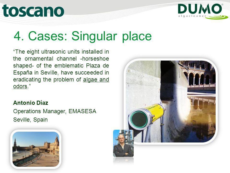 4. Cases: Singular place