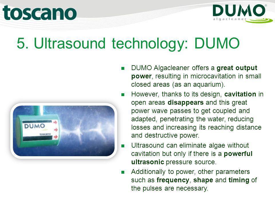 5. Ultrasound technology: DUMO