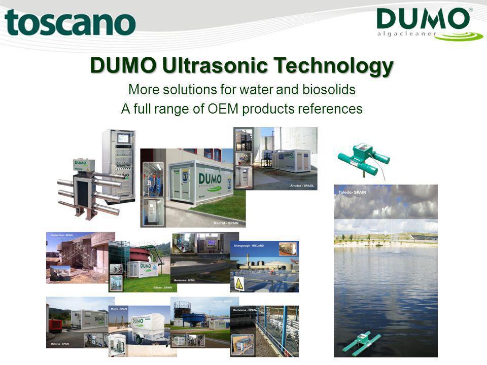 DUMO Ultrasonic Technology