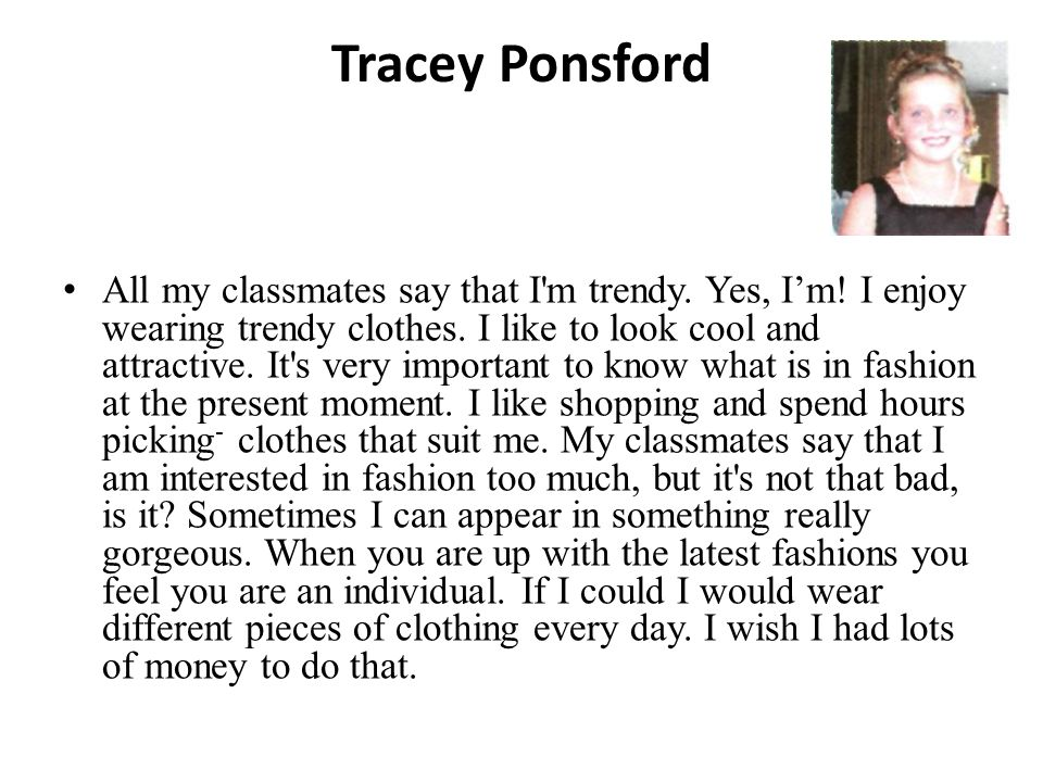 Tracey Ponsford