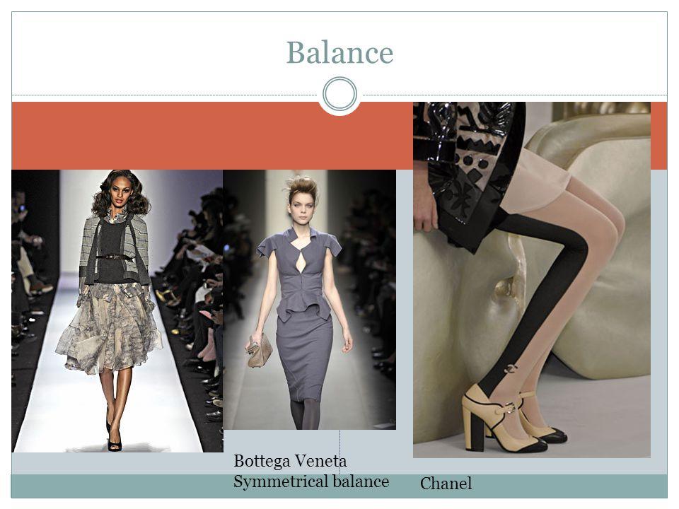 Balance Bottega Veneta Symmetrical balance Chanel